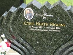 Cyril Heath Higgins