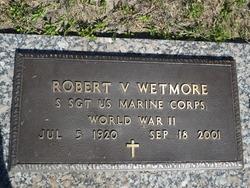 Robert V Wetmore