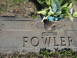 "Henry Thomas ""Hank"" Fowler"