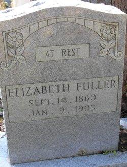 Elizabeth <I>Amburgey</I> Fuller