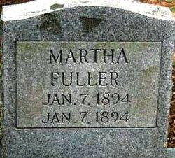 Martha Fuller