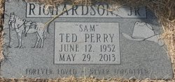 "Ted Perry ""Sam"" Richardson, Jr"