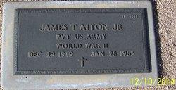 James Thomas Aiton, Jr
