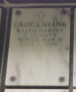 Ralph Harvey Cruickshank