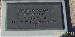 Virgil D Demars