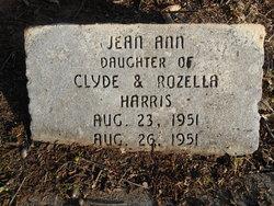 Jean Ann Harris