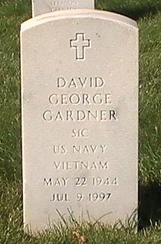 David George Gardner