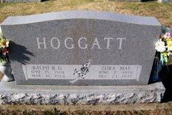 Zora M <I>Weston</I> Hoggatt