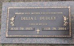 "Delia Lenora ""Dee"" <I>Mitchell</I> Dudley"