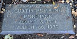 Curtis Romaine Robinson