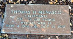 Thomas H Menasco