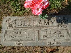 Lula Samantha <I>Bryant</I> Bellamy