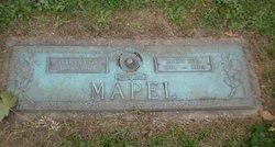 Mary Eva <I>Ewart</I> Mapel