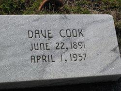 """David """"Dave"""" Cook"""