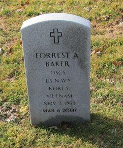 Forrest Andrew Baker
