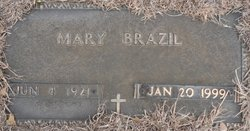 Mary Belle <I>McFadden</I> Brazil