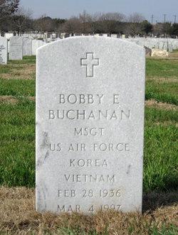 Bobby Edward Buchanan
