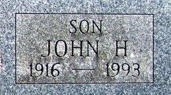 John H Barkey