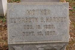Elizabeth S. <I>Shriver</I> Harmer