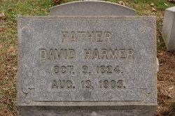 David Harmer, III