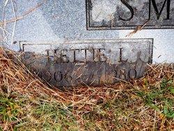 Hettie Leah <I>Linger</I> Smith