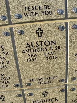 Anthony Ray Alston, Sr