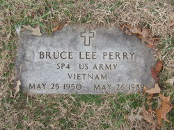 Bruce Lee Perry
