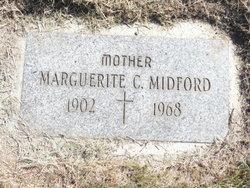 Marguerite C. <I>Cassady</I> Midford