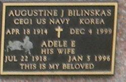 Adele E Bilinskas