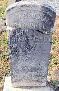 Harriett M. <I>Stone</I> Bagwell