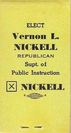 Vernon Lewis Nickell