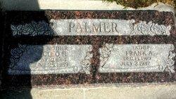 Frank Alfred Palmer