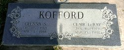Clair Luray Kofford