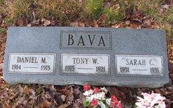 Tony W. Bava