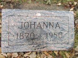 Johanna Everson <I>Jorgensen</I> Anderson