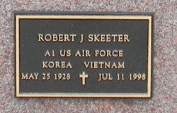 Robert J Skeeter
