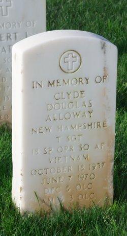 Clyde Douglas Alloway