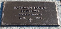 Bachman Storch Brown Jr.