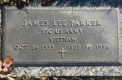 """SFC James Lee """"Jim"""" Parker"""