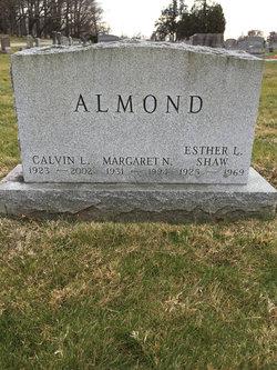 Margaret Nancy <I>Brown</I> Almond