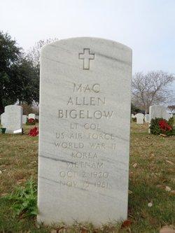 Mac Allen Bigelow