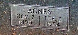 Agnes <I>Jones</I> Leaverton