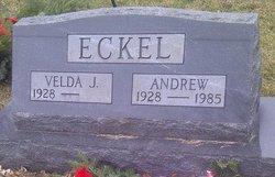 """Andrew """"Bud"""" Eckel, II"""