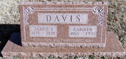 James Brooks Davis