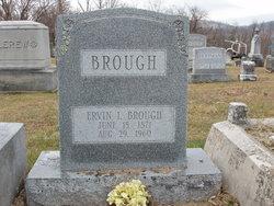 Ervin I Brough