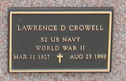 Lawrence D Crowell