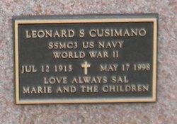 Leonard S Cusimano