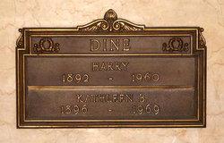 Harry Isaac Dine