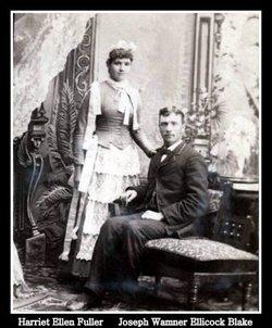 Harriet Ellen <I>Fuller</I> Blake