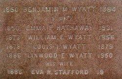 Eva Rosetta <I>Stafford</I> Wyatt